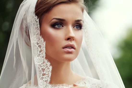Bridal Beauty Inspiration Dramatic Eyes for the Wedding 6