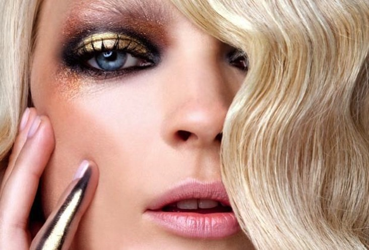 Wedding Makeup Inspiration Dramatic Eyes for the Bride 8 ...