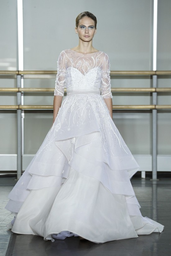 Fall 2013 Wedding Dress Rivini Bridal Gowns 20