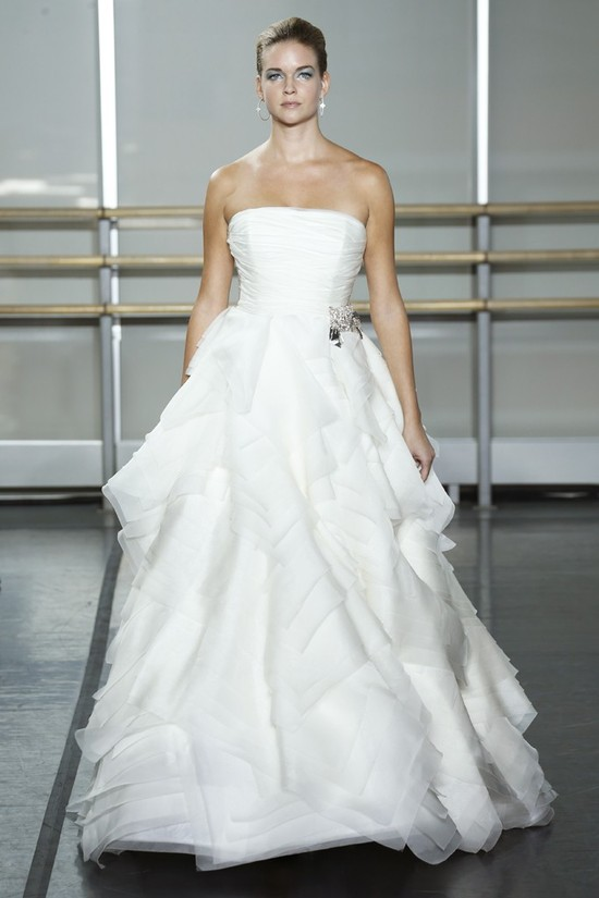 Fall 2013 Wedding Dress Rivini Bridal Gowns 18