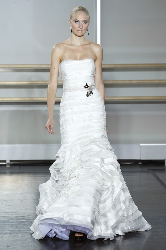 Fall 2013 Wedding Dress Rivini Bridal Gowns 7