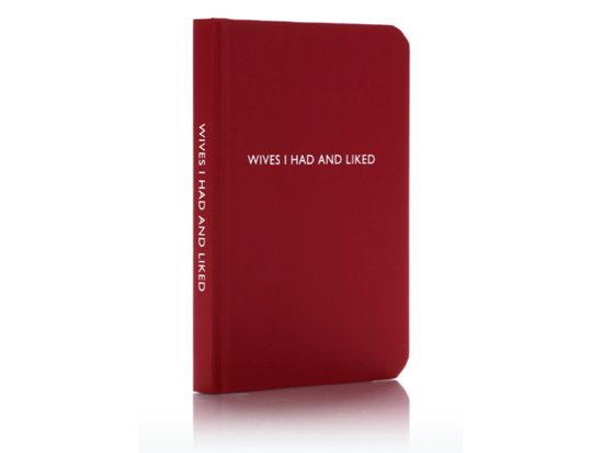 Unique Wedding Guest Book Ideas Archie Grand Notebooks