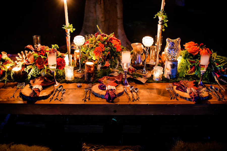 Outdoor Wedding Inspiration Rustic Fairytale 13