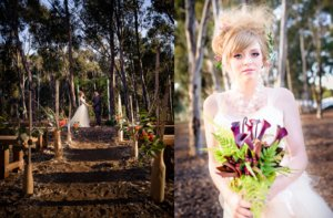 photo of Rustic Fairy Tale Wedding Inspiration
