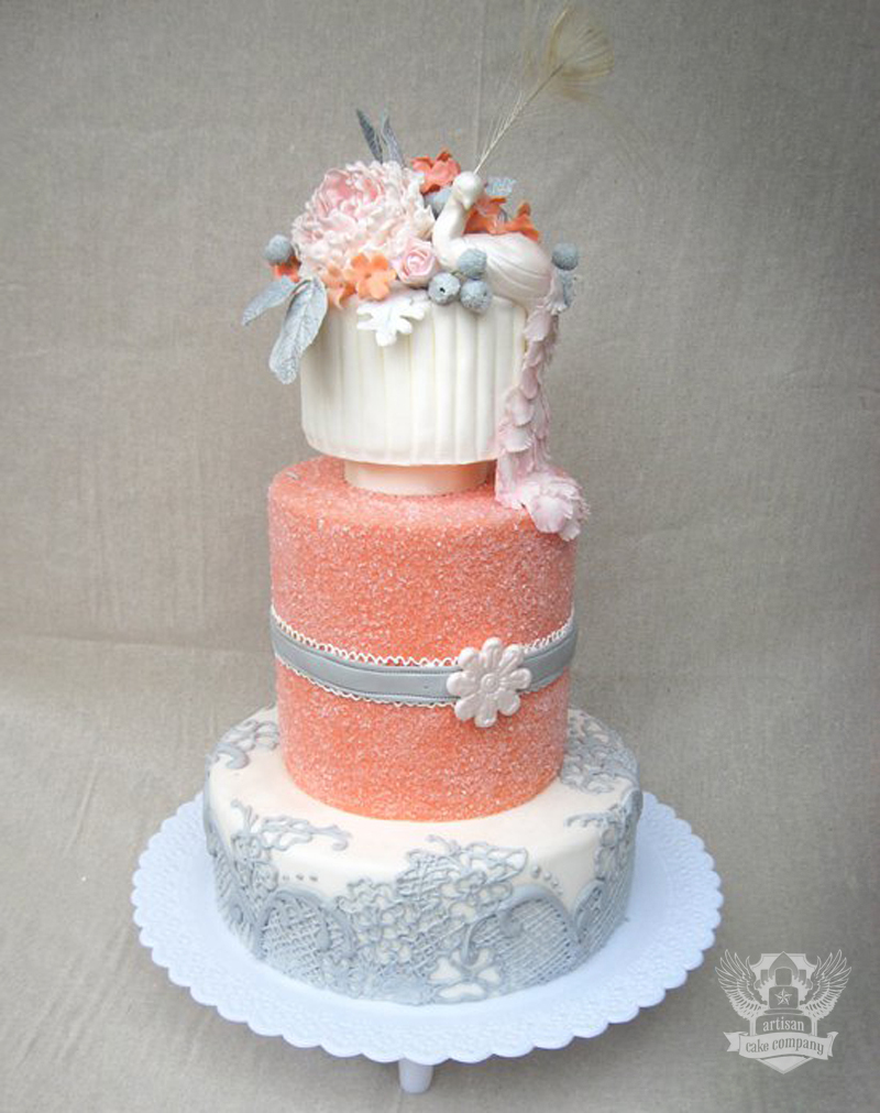 Coral_peacock_wedding_cake.full