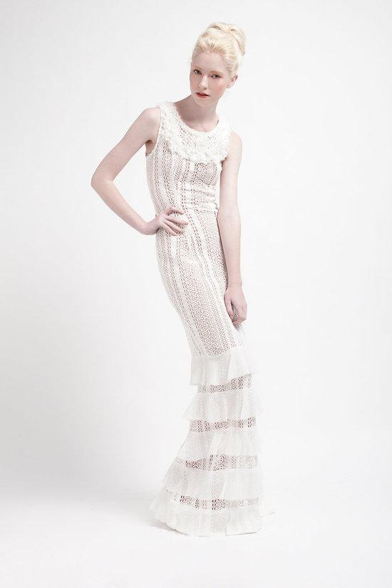 photo of Handmade Wedding Dresses Bridal Designers to Watch Kelsey Genna Boheme