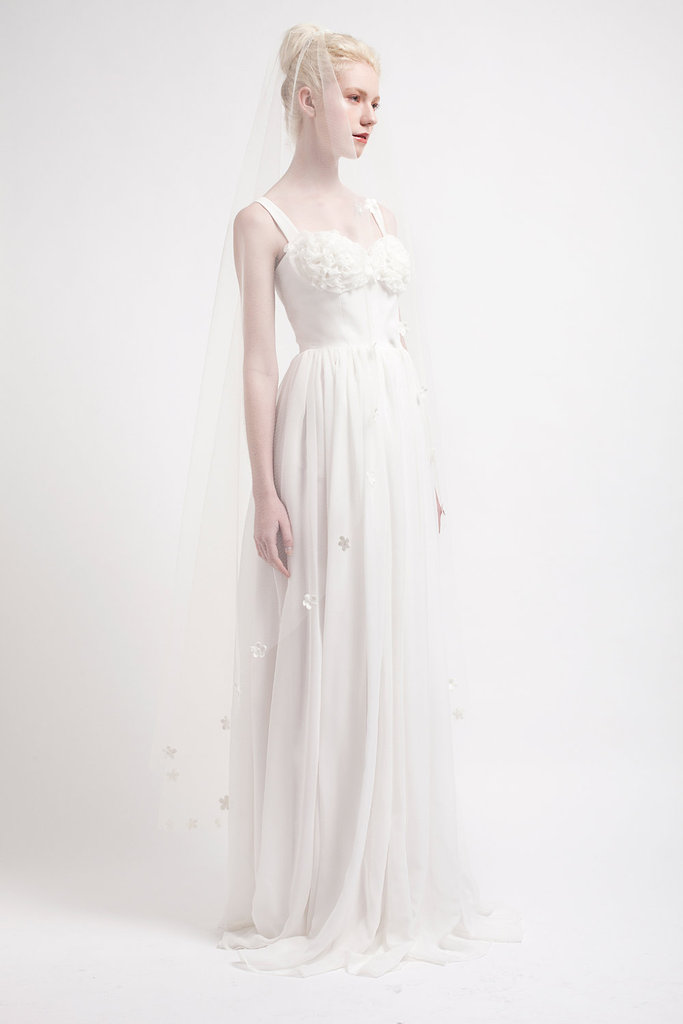 photo of Kelsey Genna - Flowercup Gown