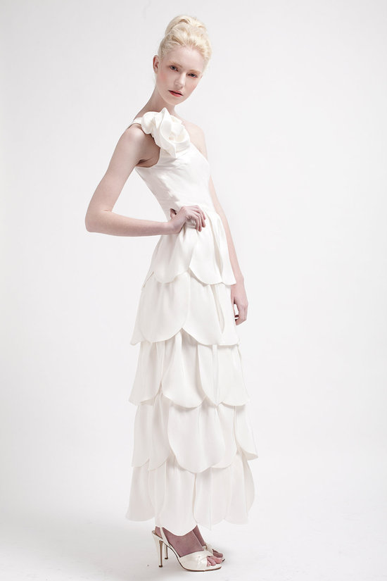 photo of Kelsey Genna - Begonia Gown