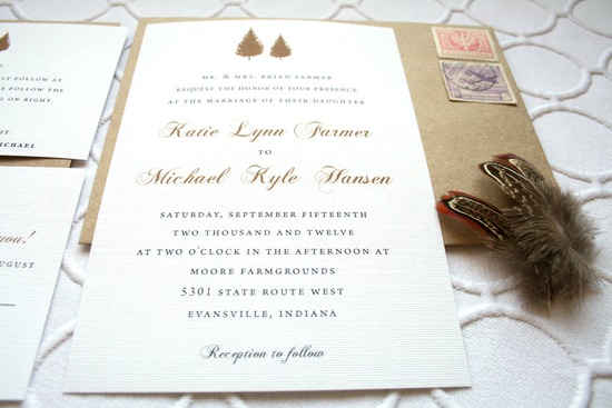 Rustic Wedding Ideas Woodland Weddings by Etsy 1