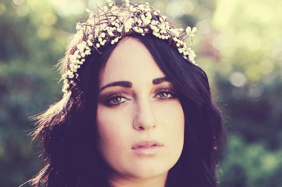 Rustic Wedding Ideas Woodland Weddings by Etsy tiara