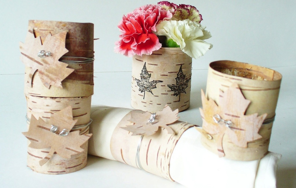 Rustic Wedding Ideas Woodland Weddings by Etsy table accents