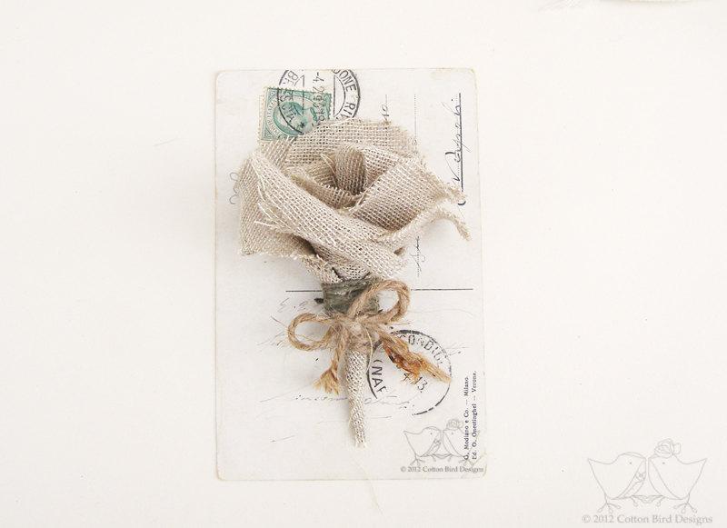 Rustic-wedding-ideas-woodland-weddings-by-etsy-burlap-boutonniere.full
