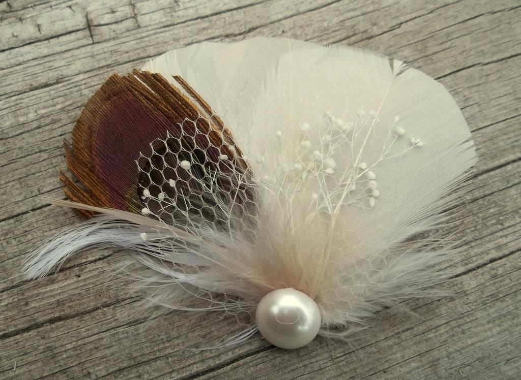Rustic-wedding-ideas-woodland-weddings-by-etsy-feather-fascinator.full
