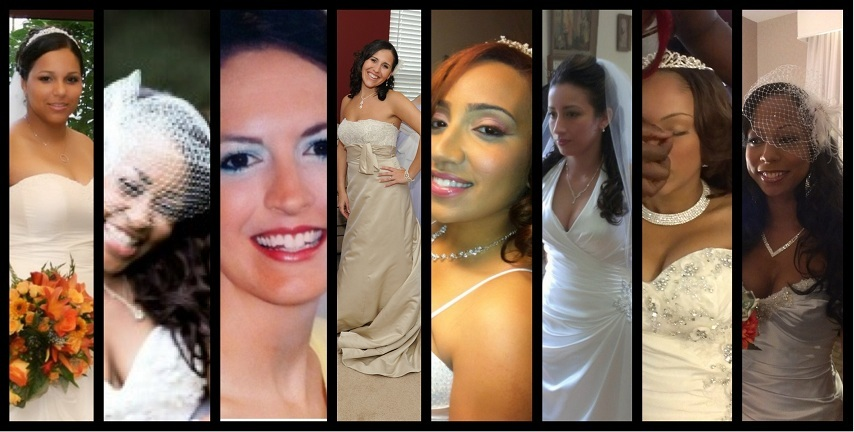 Large Bridal Collage 1