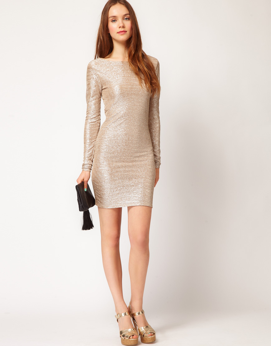 Stylish-bridesmaid-dresses-from-asos-2013-bridal-party-trends-metallics-5.full