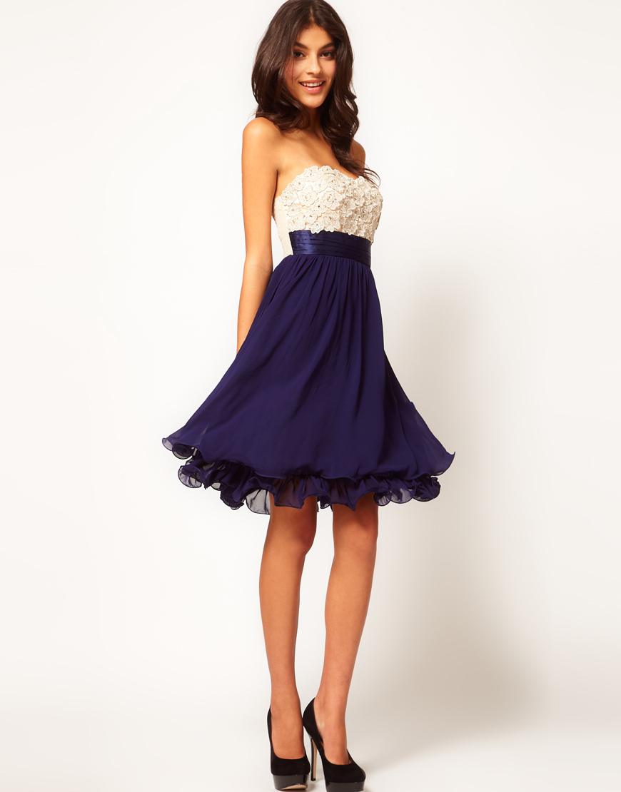 Stylish bridesmaid dresses from asos 2013 bridal party for Dress for a wedding party