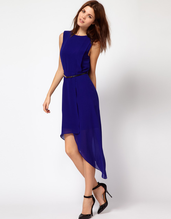 photo of Stylish Bridesmaid Dresses from Asos 2013 Bridal Party Trends high low 2
