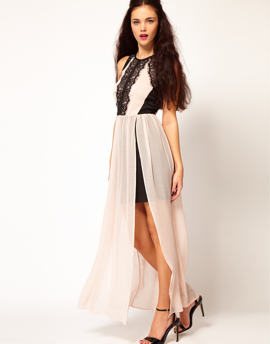 Stylish Bridesmaid Dresses from Asos 2013 Bridal Party Trends Lac