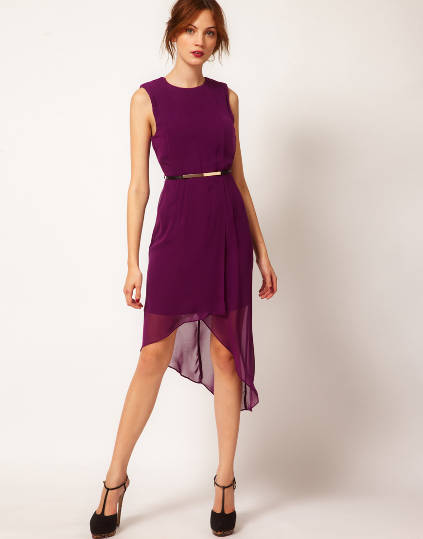 Stylish Bridesmaid Dresses from Asos 2013 Bridal Party Trends high low 2