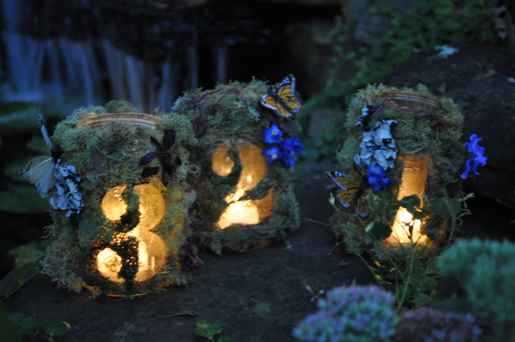 Unique Wedding Reception Table Numbers Handmade Weddings 11
