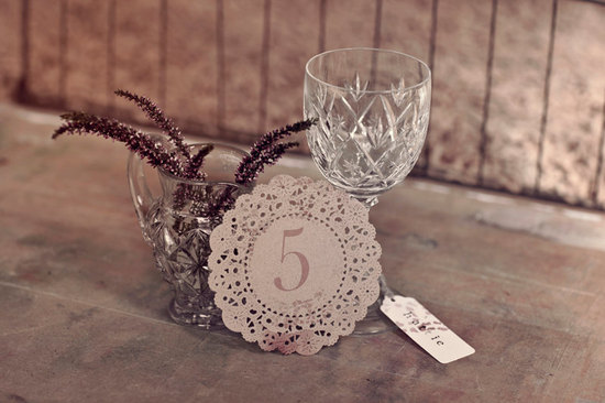 Unique Wedding Reception Table Numbers Handmade Weddings 8