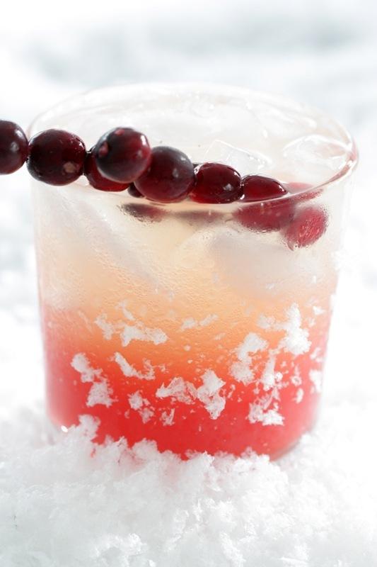 photo of Holiday Wedding Ideas Sweet Signature Drinks 4