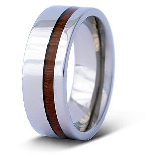 photo of Koa Wood Rings