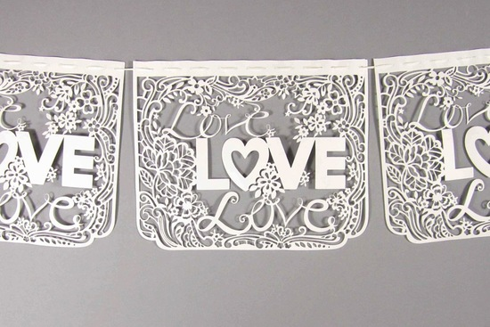Handmade Wedding Finds Laser Cut 2
