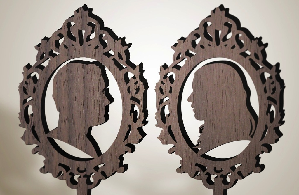 Handmade-wedding-finds-laser-cut-cake-toppers-silhouettes.full