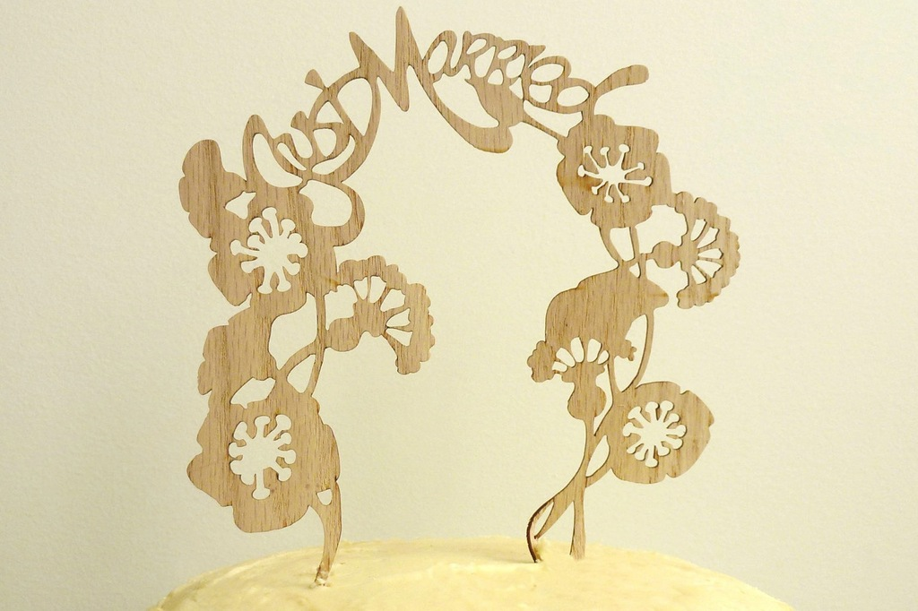 Handmade-wedding-finds-laser-cut-wood-cake-topper.full