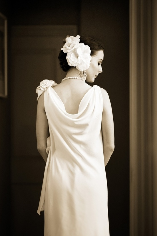 Vintage Wedding Ideas 1930s bridal style gowns 3