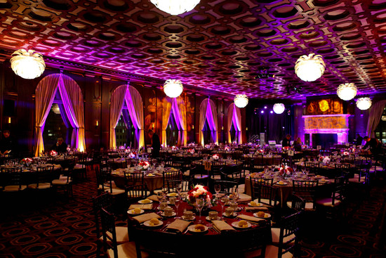 JL Imagination lighting - Julia Morgan Ballroom - San Francisco -1