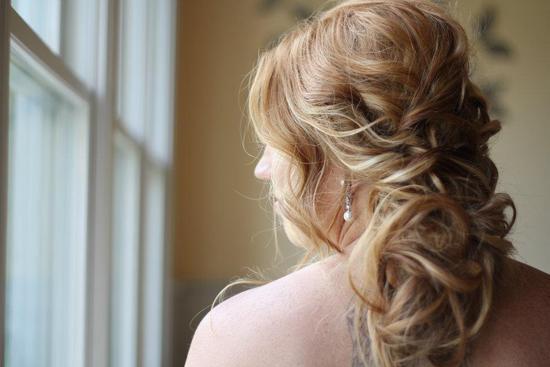 photo of Soft & Pretty Bridal Updos