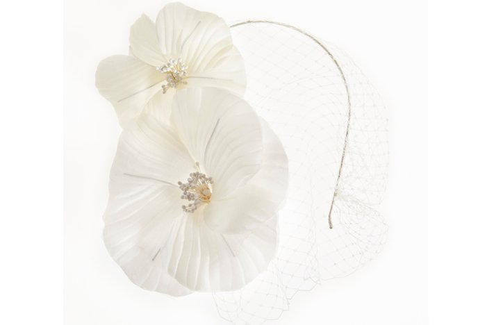 Unique Bridal Accessories Wedding Hair Pieces by Jennifer Behr 10
