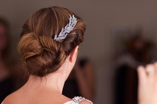 photo of Finishing Touches for the Bride: Stunning Wedding Accessories by Jennifer Behr