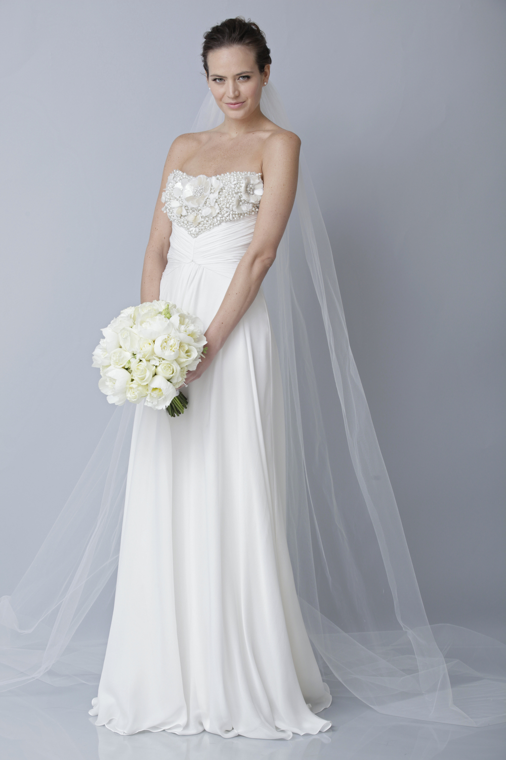 theia white collection wedding dress spring 2013 bridal gown 890008