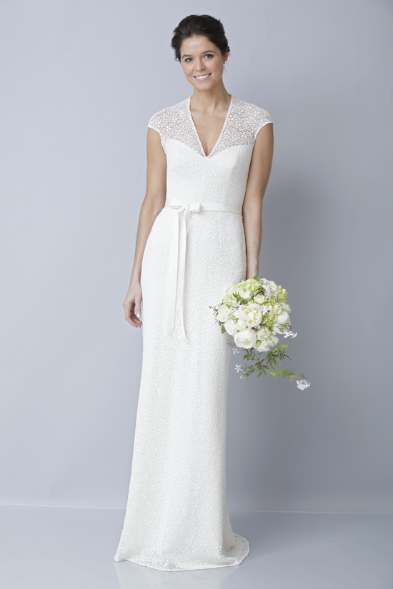 theia white collection wedding dress spring 2013 bridal gown 890009 2