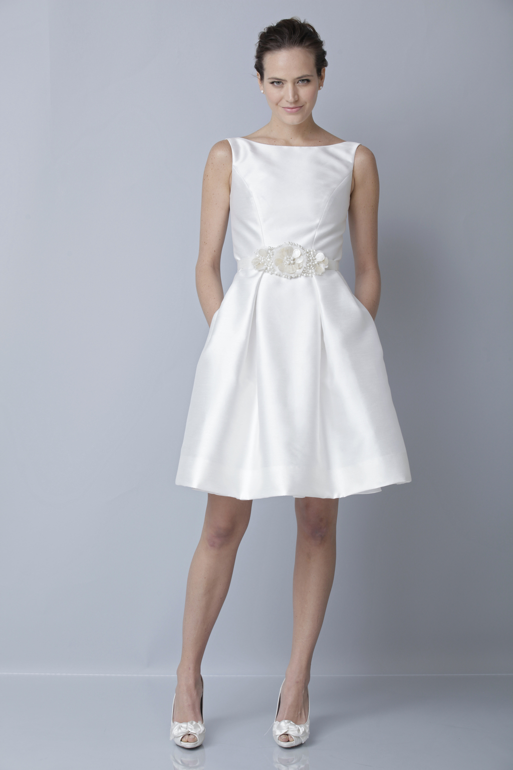 theia white collection wedding dress spring 2013 bridal gown 890010