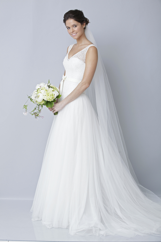 theia white collection wedding dress spring 2013 bridal gown 890012