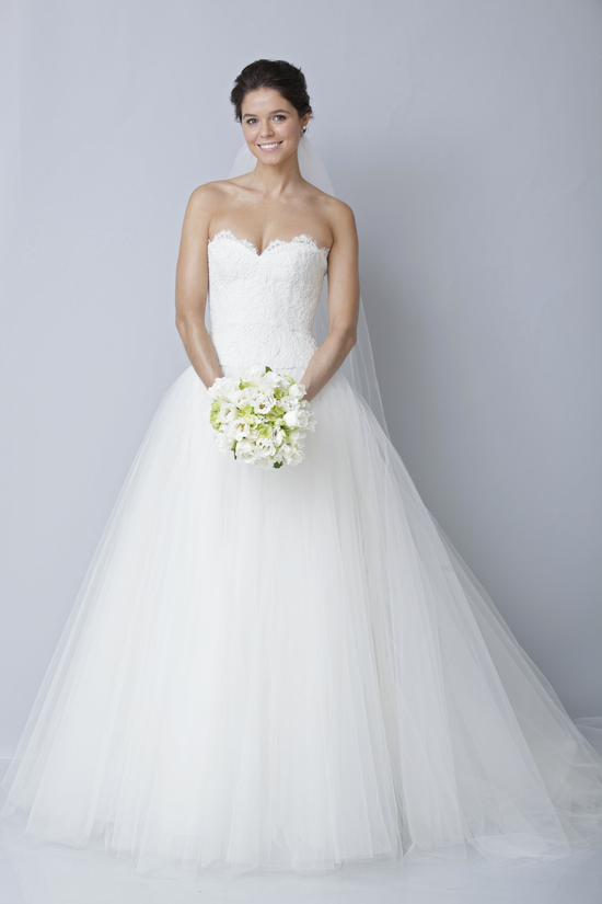 theia white collection wedding dress spring 2013 bridal gown 890013