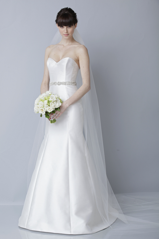 theia white collection wedding dress spring 2013 bridal gown 890025