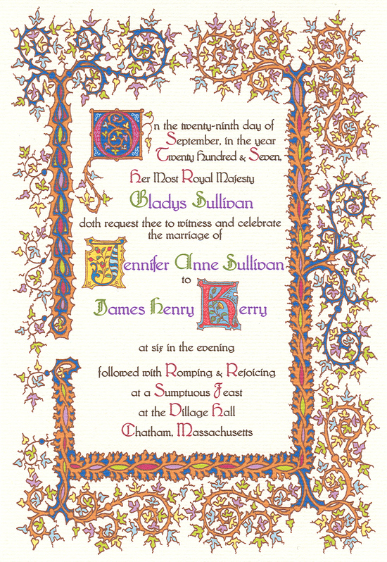 15th_Century_Renaissance_Invitation