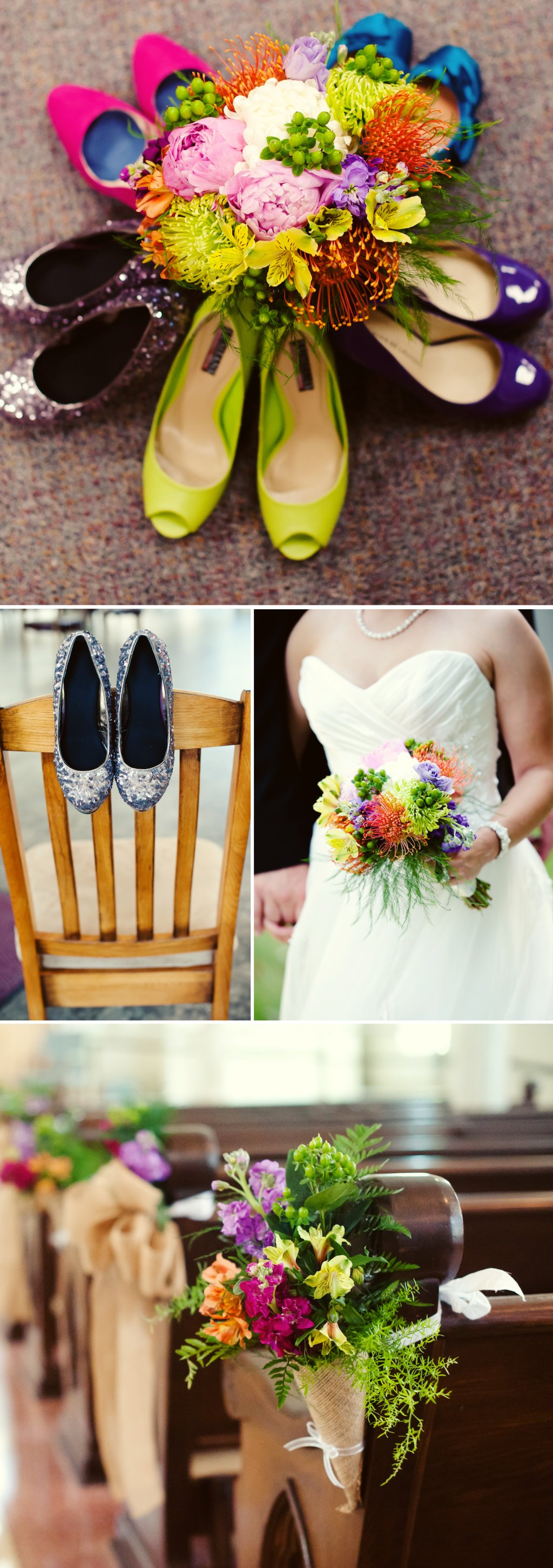 Classic-summer-wedding-colorful-flowers-traditional-venue.full