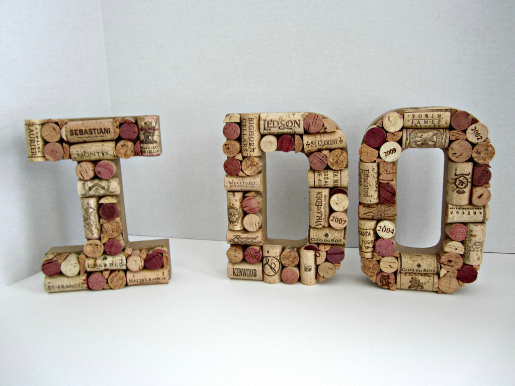 Handmade-wedding-finds-for-unique-weddings-cork-i-do-letters.full