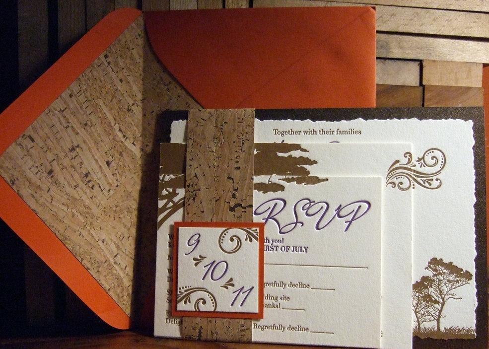 Handmade Wedding Finds for Unique Weddings Cork favors