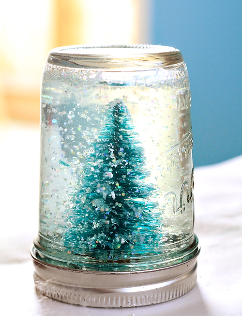 photo of 9 DIY Snow Globes to Whimsify Winter Weddings