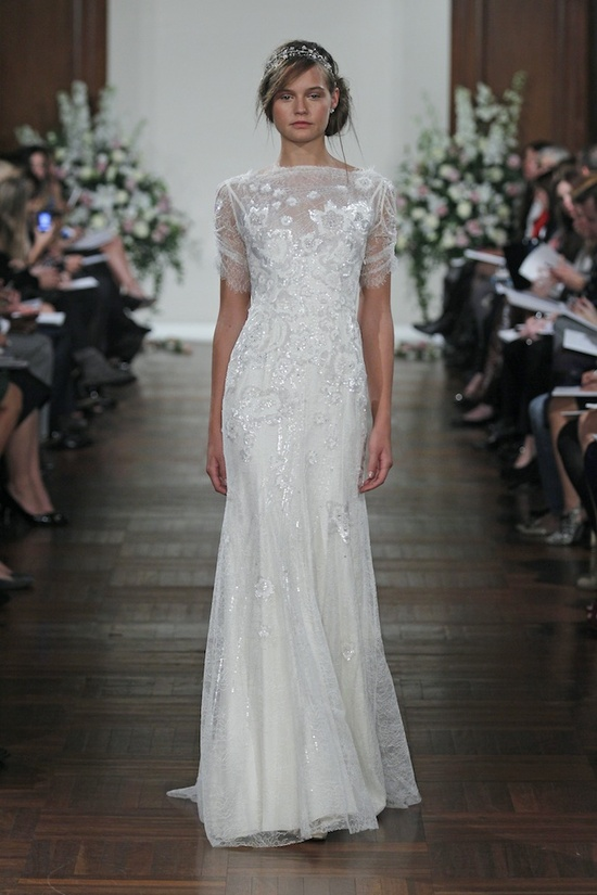 Spring 2013 Bridal Gowns by Jenny Packham wedding dress Mimosa