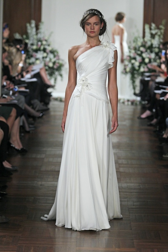 Spring 2013 Bridal Gowns by Jenny Packham wedding dress Freesia
