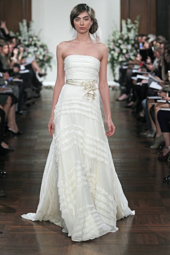 Spring 2013 Bridal Gowns by Jenny Packham wedding dress Hyacinth