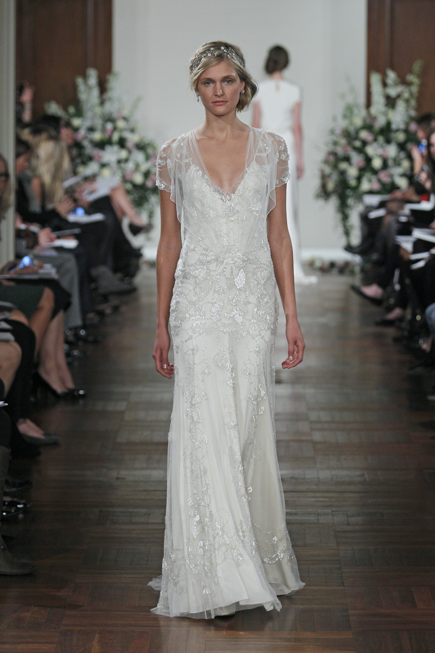 Spring 2013 wedding dress jenny packham bridal gowns for Vintage 20s wedding dresses